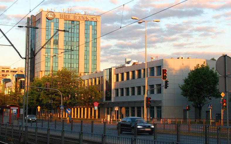 Optimus Office Center w Warszawie